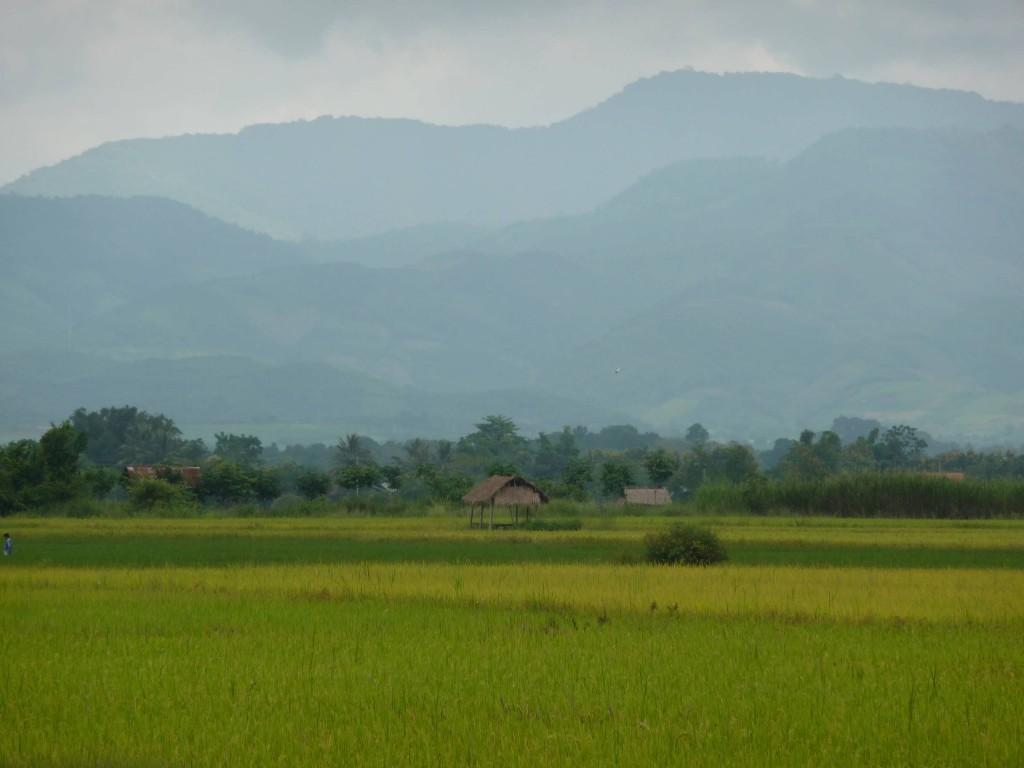 Stunning Muang Sing, Luang Namtha province, Laos