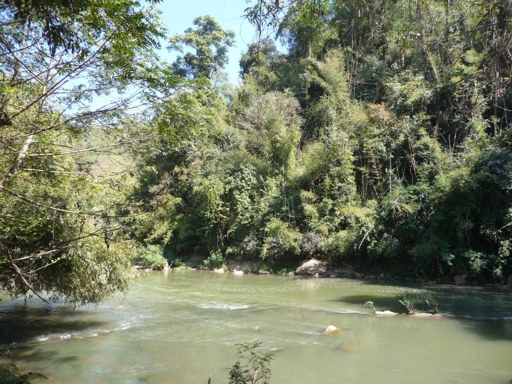 Luang Namtha's Nam Tha river