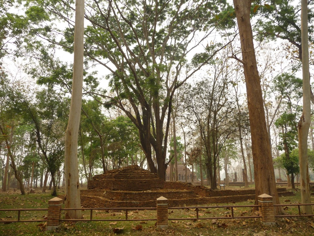 Chiang Saen  Archaelogical ruins, Northern Thailand