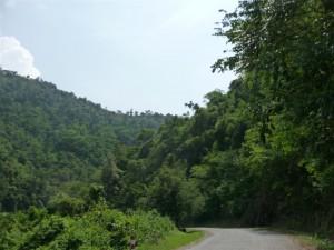 Beautiful Nam Ha NPA on the way to Muang Sing
