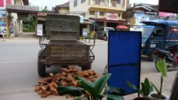 Luang Namtha's pizza oven is coming!