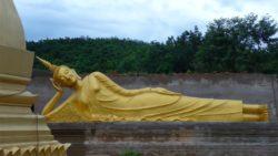 That Luang Namtha new Buddha