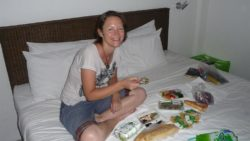 Thai and Japanese food in Chiang Rai