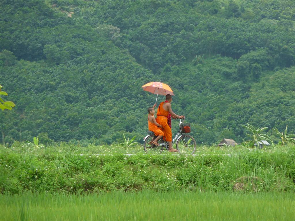 Beautiful Luang Namtha