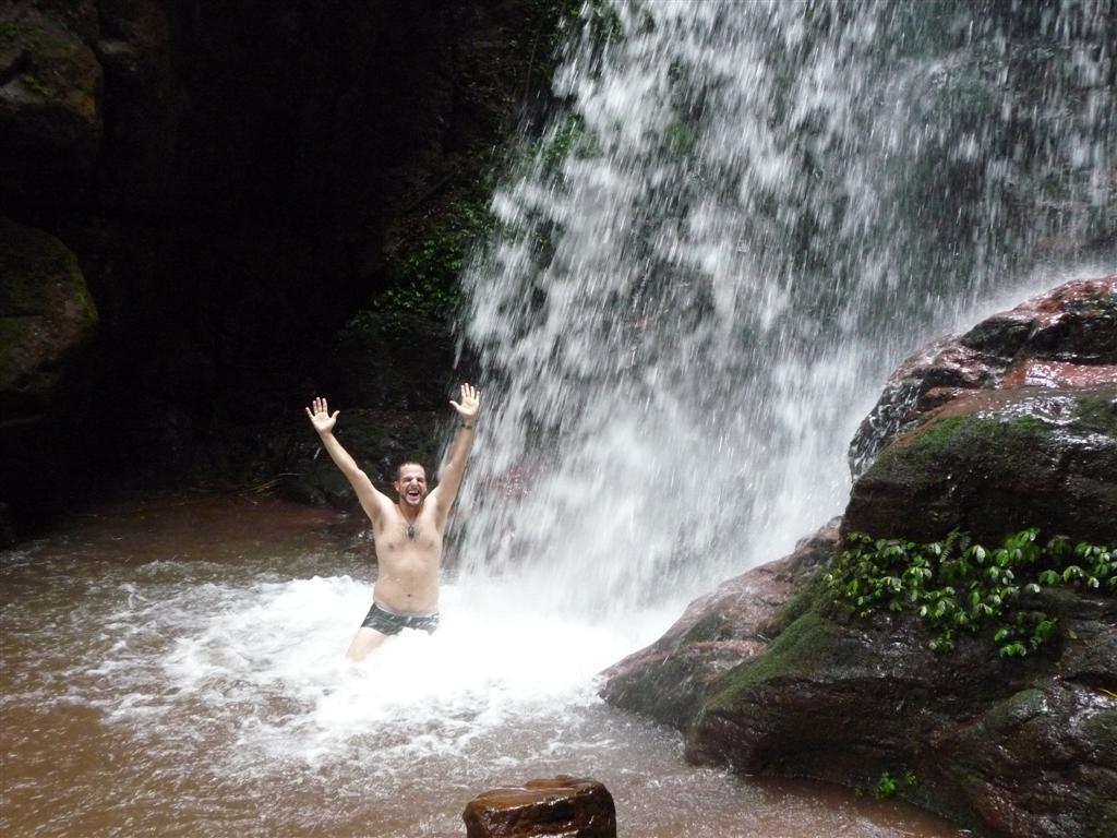 Luang Namtha waterfall