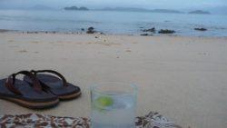 Koh Payam our private beach