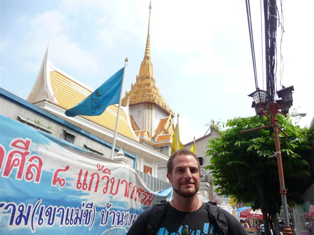 One day in Bangkok