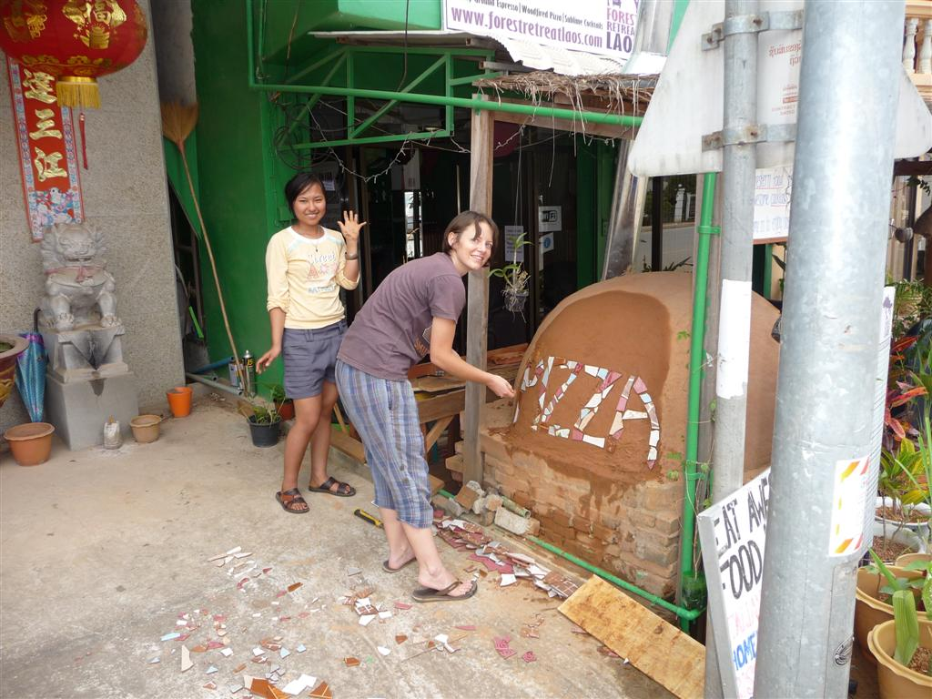Luang Namtha Pizza