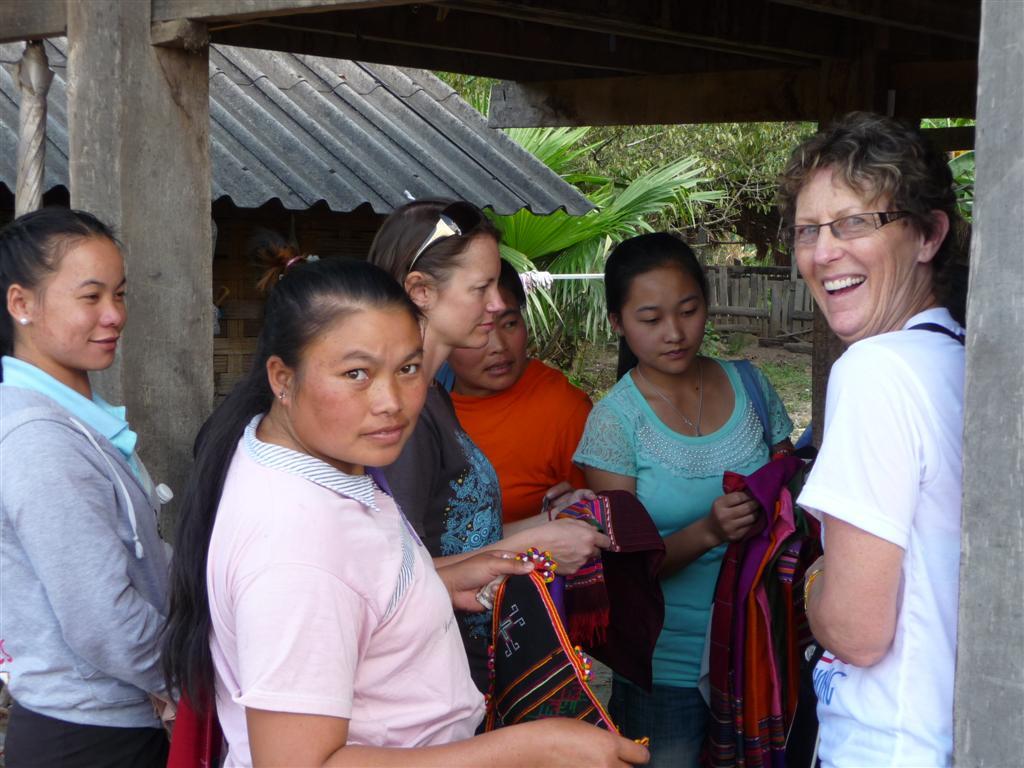 Luang Namtha Tai Dam village