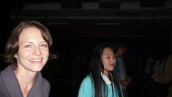 Chinese nightclub Luang Namtha