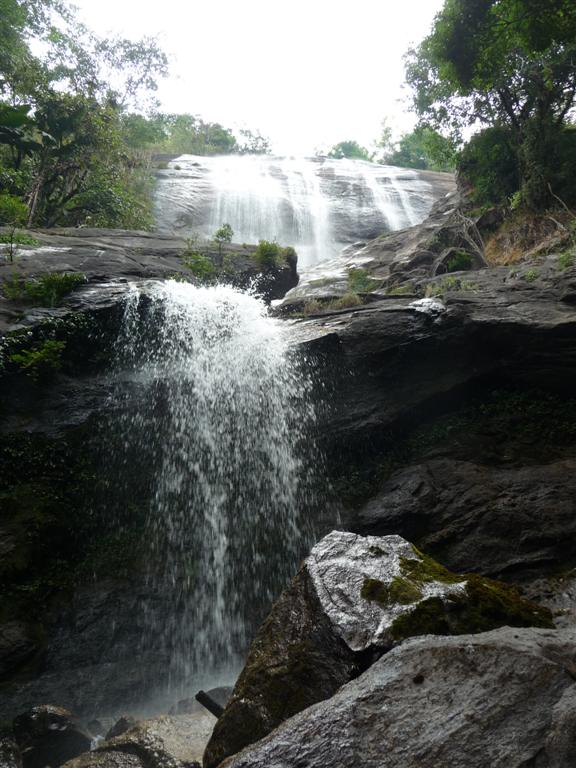 Waterfall in Doi Inthanon