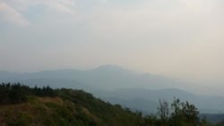 Stupa views, Doi Inthanon