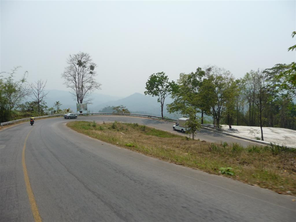 Mae Hong Son Loop corners