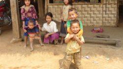 Luang Namtha Ahka village