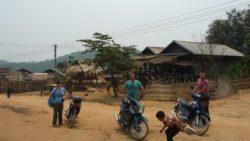 Motorbiking in Muang Sing