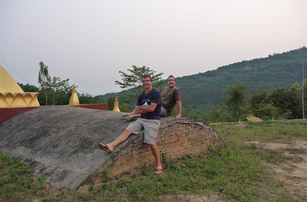 Views over Luang Namtha