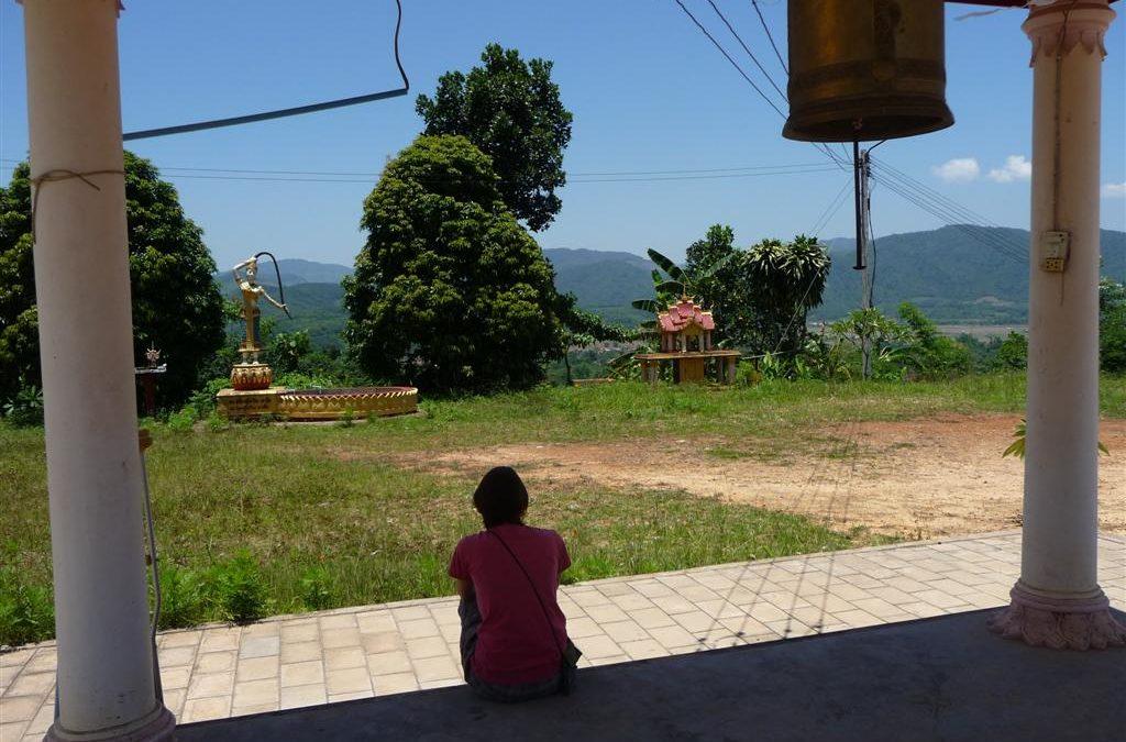 Luang Namtha's mountains