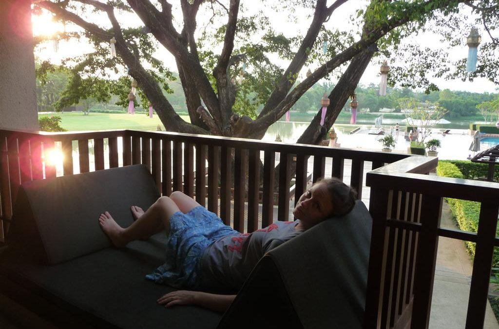 Chiang Rai chill out