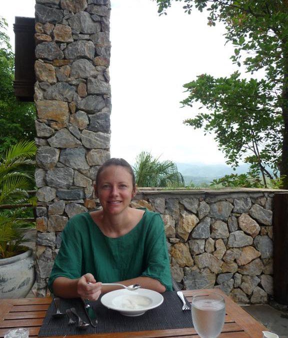 Nature retreat and good food