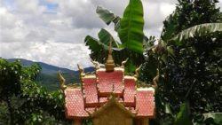 That Luang Namtha Stupa