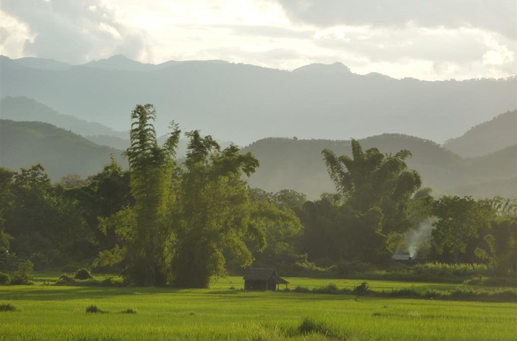 Nature at its best Luang Namtha