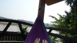 Holiday in Thailand on the Mekong