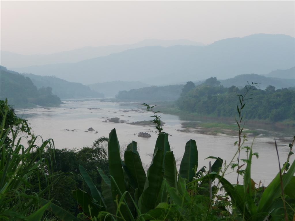 Near Chiang Khong Thailand