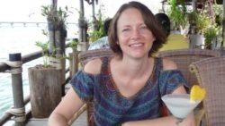 Karen in Cambodia
