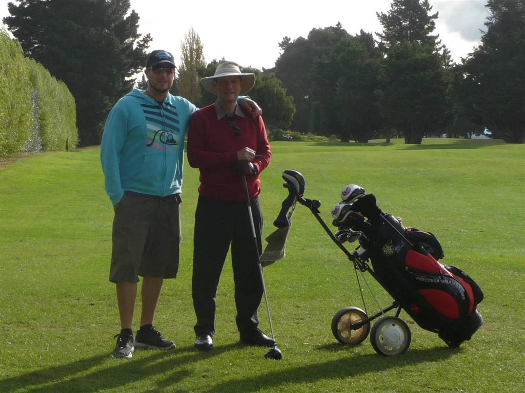 Golf in Havelock North