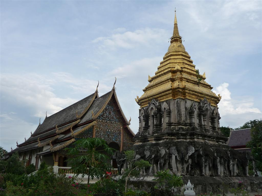 Chiang Mai's oldest temple