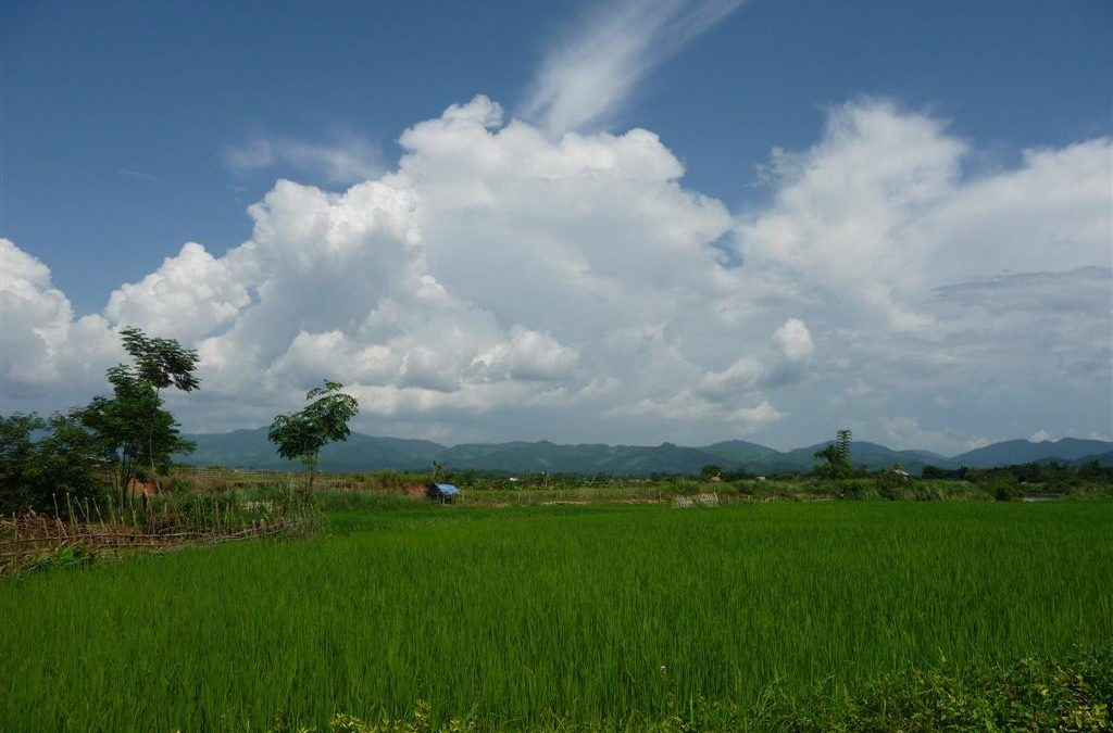 Travelling northern Laos