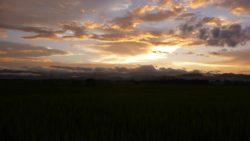 Luang Namtha sunset