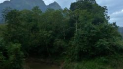 Northern Laos scenery