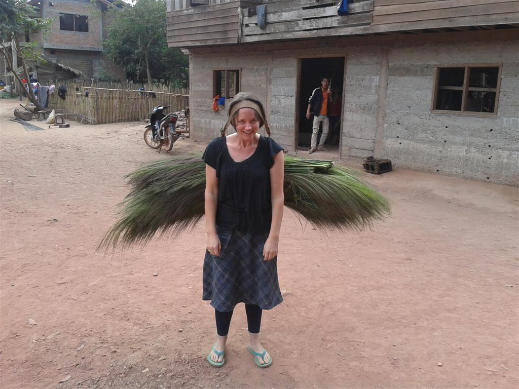 Broom making season