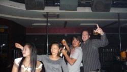 Chinese disco in Luang Namtha
