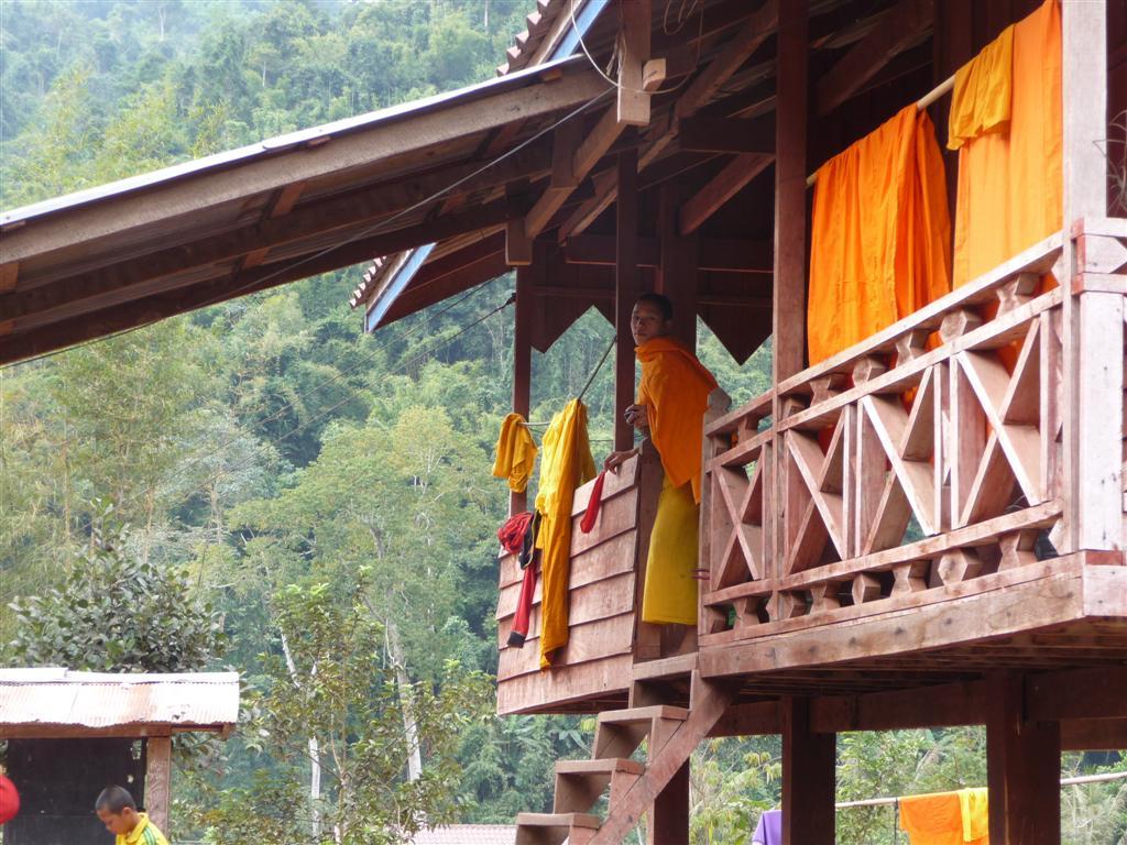 Nam Ha NPA monastery