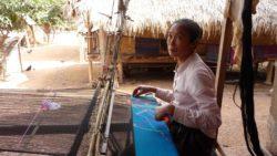 Tai Lue weaving