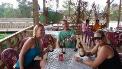 Katie, Dre and Nicole