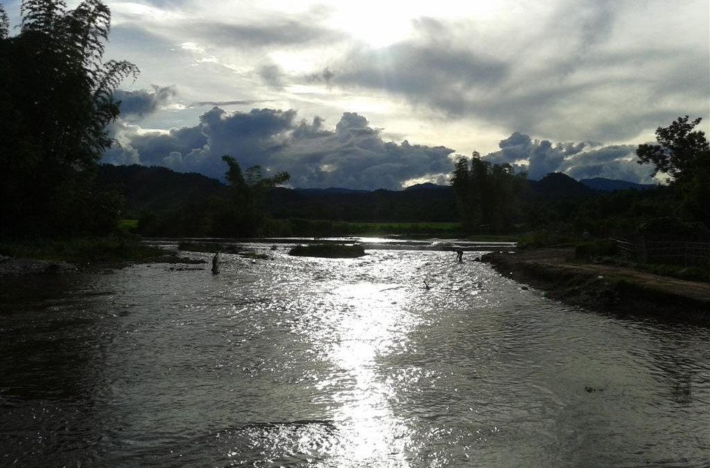 Luang Namtha river