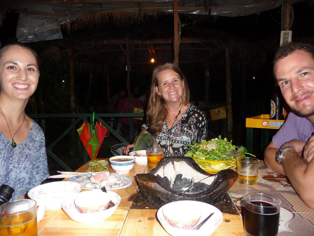 Rambo Fusion restaurant Luang Namtha