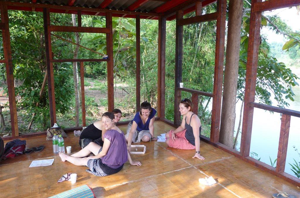 Nam Tha river fun