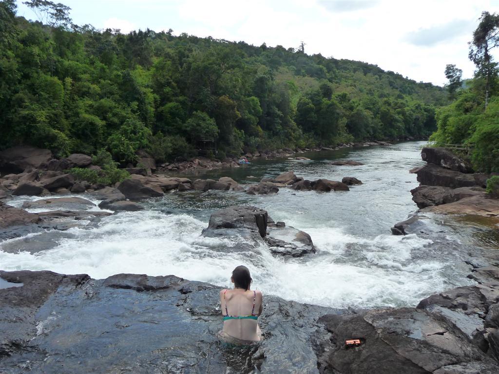 Waterfall Cambodia